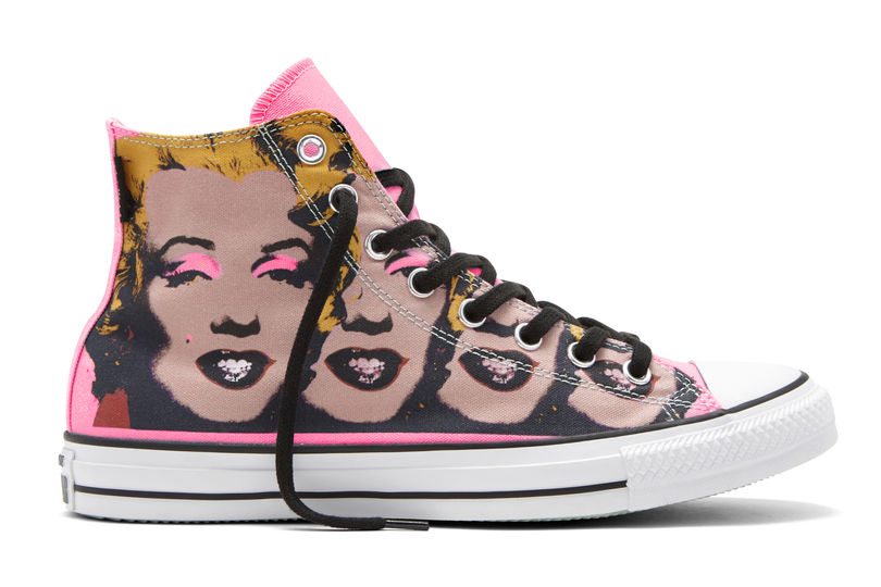 CONVERSE | CHUCK TAYLOR ALL STAR ANDY WARHOL (Image 3)