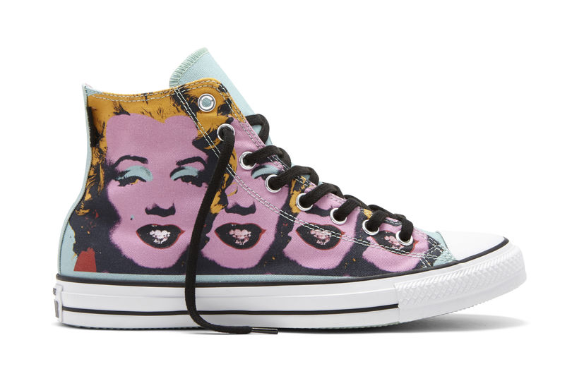 CONVERSE | CHUCK TAYLOR ALL STAR ANDY WARHOL (Image 4)