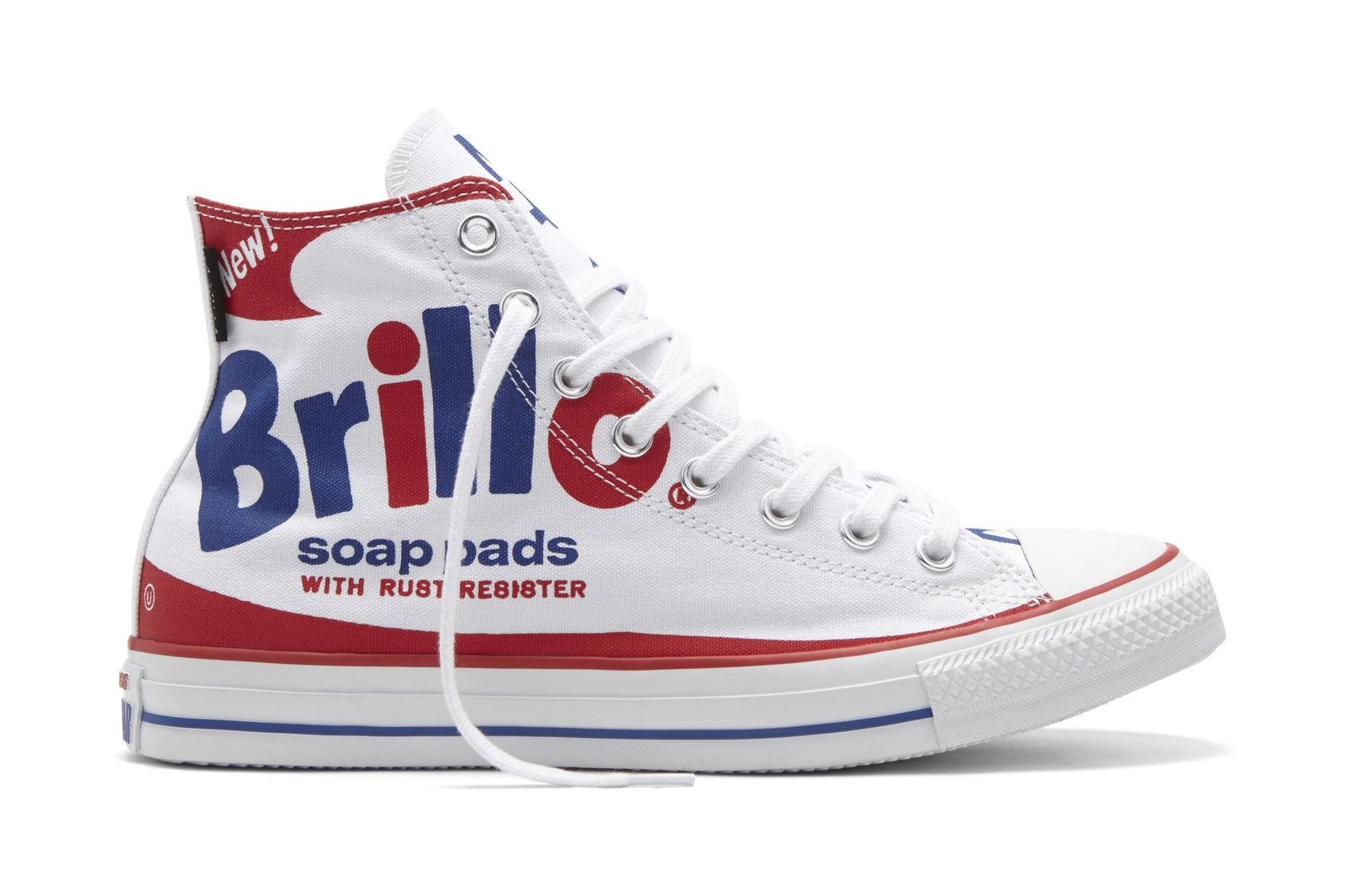 CONVERSE | CHUCK TAYLOR ALL STAR ANDY WARHOL (Image 2)