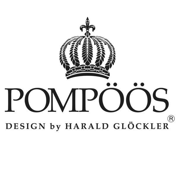 HARALD GLÖÖCKER POMPÖÖS Logo