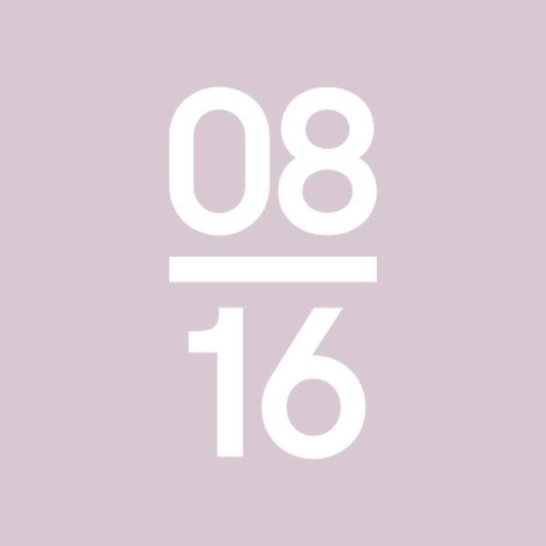 08|16 Logo