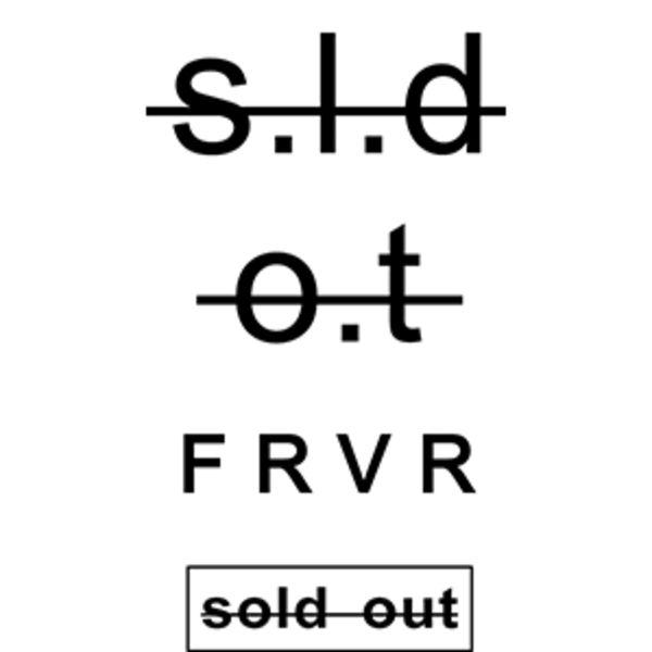 SOLDOUT FOREVER Logo