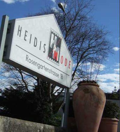 Outlet Lagerverkauf Heidis Mode