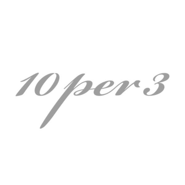 10per3 Logo