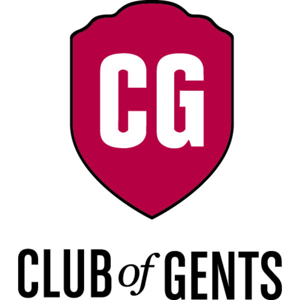 CG - Club of Gents Logo