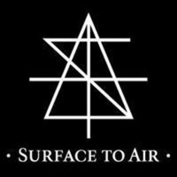 SURFACE TO AIR Logo