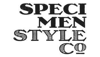 Specimen Style Co. Logo