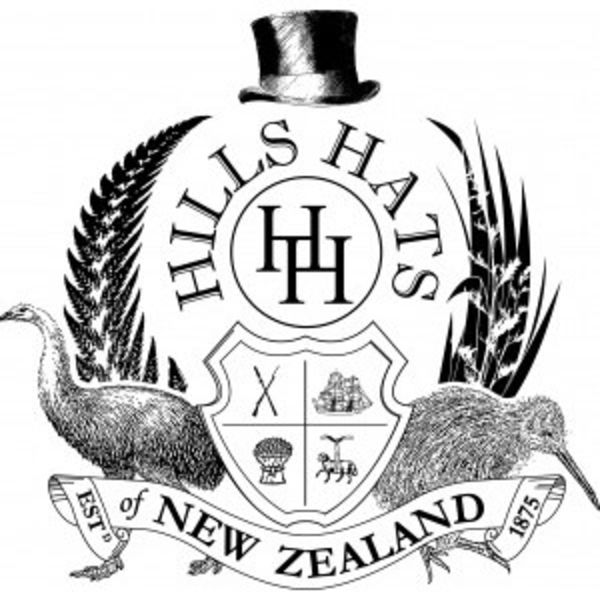HILLS HATS Logo