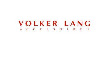 VOLKER LANG Logo