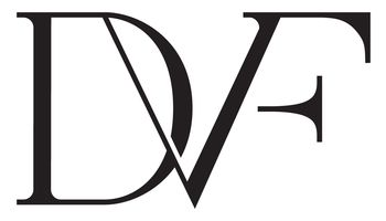 DVF DIANE VON FURSTENBERG Logo