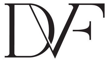DVF DIANE VON FURSTENBERG Logo