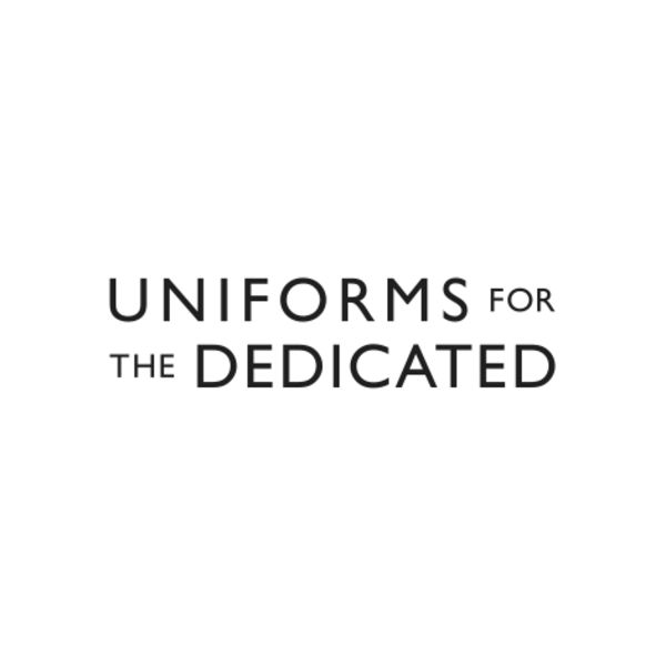 UNIFORMS FOR THE DEDICATED Logo