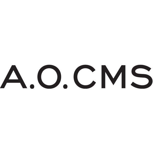 A.O.CMS Logo