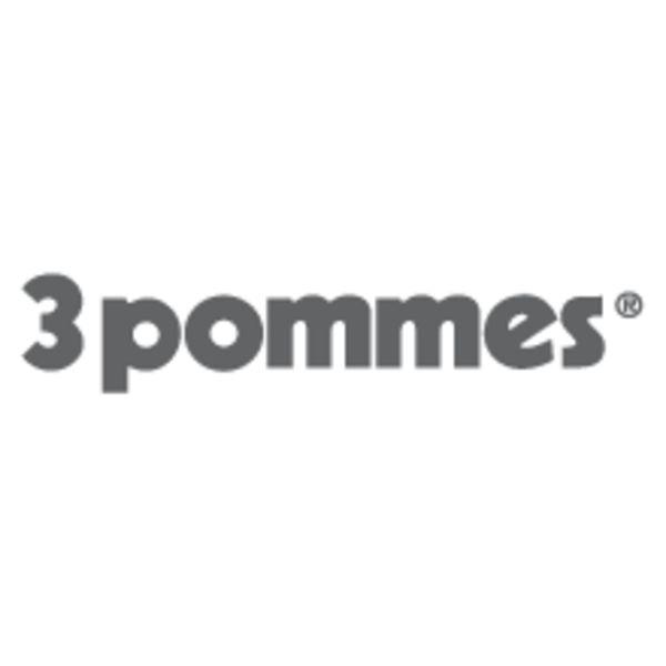 3pommes Logo