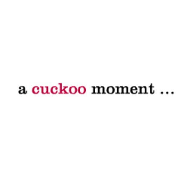 a cuckoo moment Logo