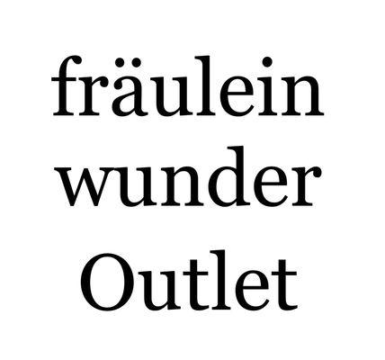 Fräuleinwunder Outlet