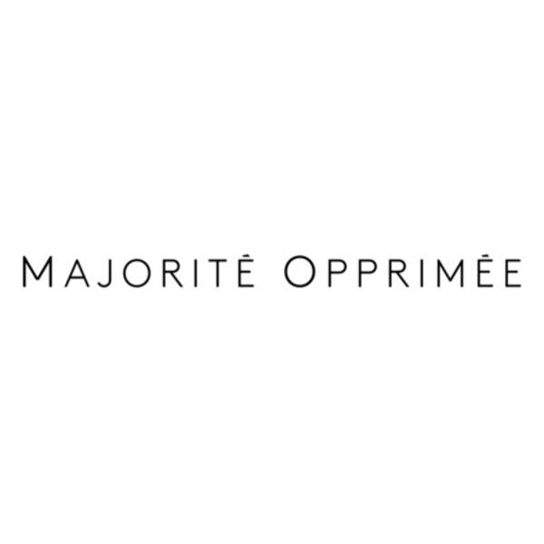majorité opprimé Logo