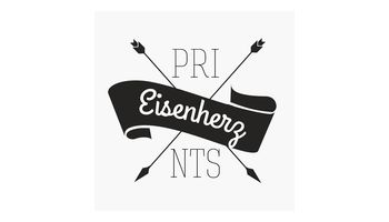 Prints Eisenherz Logo