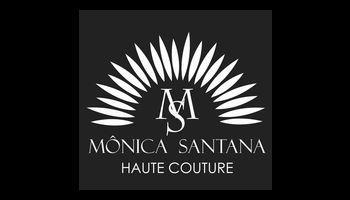 MONICA SANTANA Logo