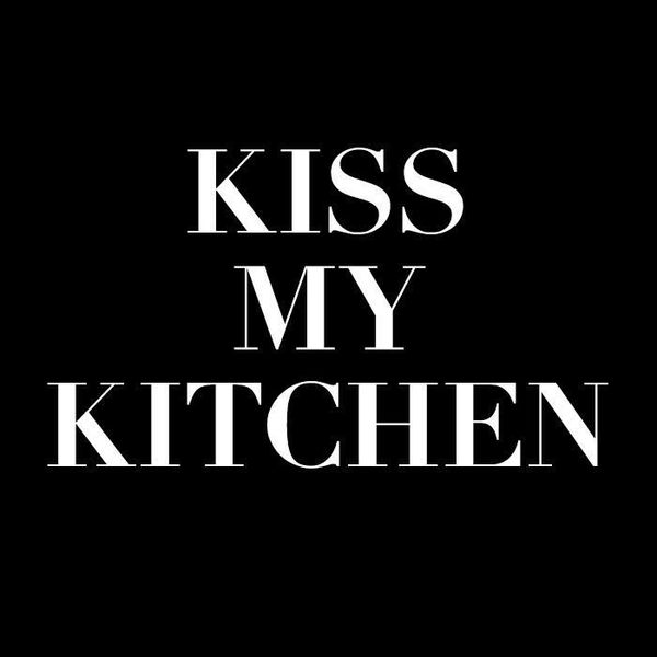 KISS MY KITCHEN Logo