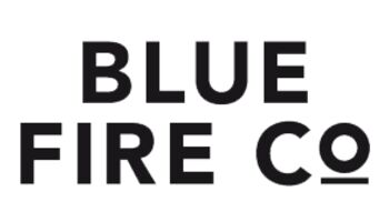 BLUE FIRE CO Logo