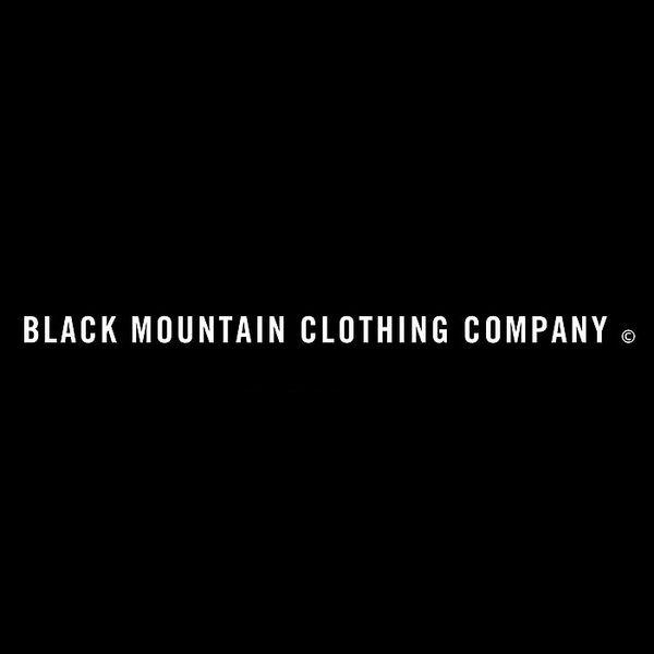 BLACK MOUNTAIN CLOTHING COMPANY Logo