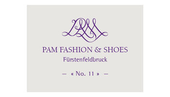 PAM Fashion & Shoes | «No. 11» Logo