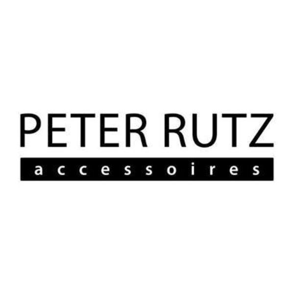 PETER RUTZ accessoires Logo